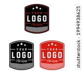 designs logo badge classic...   Shutterstock .eps vector #1994938625