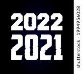 happy new year 2021 2022 design ...   Shutterstock .eps vector #1994956028