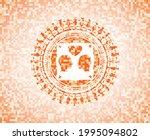 couple in love icon inside... | Shutterstock .eps vector #1995094802