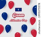 vector illustration for guam...   Shutterstock .eps vector #1995375578