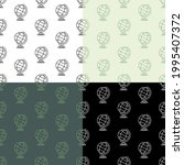 set of seamless patterns with...   Shutterstock .eps vector #1995407372