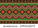 geometric ethnic oriental...   Shutterstock .eps vector #1995410075