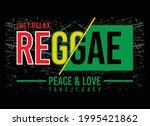 reggae  take it easy ...   Shutterstock .eps vector #1995421862