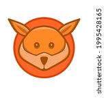 weasel vector illustration in... | Shutterstock .eps vector #1995428165