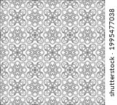 vector geometric pattern....   Shutterstock .eps vector #1995477038