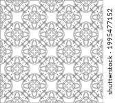 vector geometric pattern....   Shutterstock .eps vector #1995477152