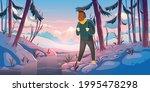 adventure  travel journey... | Shutterstock .eps vector #1995478298