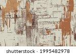 wood imitation  brown cross... | Shutterstock .eps vector #1995482978