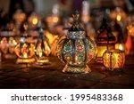 Decorative Oriental Lamp Candle ...
