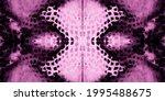 Python Seamless. Purple...