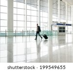 passenger in the shanghai... | Shutterstock . vector #199549655