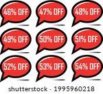 46  off  47   48   49   50   51 ... | Shutterstock .eps vector #1995960218
