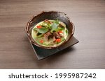 Thai Style Green Curry With...