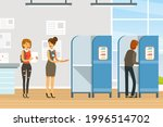 voting and election campaign ... | Shutterstock .eps vector #1996514702