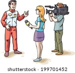 The Young Female Journalist An...