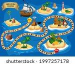 treasure island pirate board... | Shutterstock .eps vector #1997257178