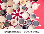 coffee mecca with multiple... | Shutterstock . vector #199756952