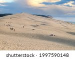 The Great Dune Of Pyla  Or...