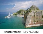 Old Fortress And Marina In...