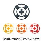 life preserver  lifesaver...   Shutterstock .eps vector #1997674595