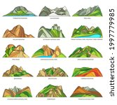 linear icons of world natural...   Shutterstock .eps vector #1997779985