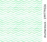 zigzag stripes watercolor... | Shutterstock . vector #199779326