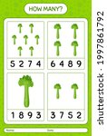 how many counting game with...   Shutterstock .eps vector #1997861792