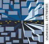 vector graphics   top view of...   Shutterstock .eps vector #1997984585