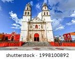 San Francisco De Campeche...