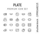 premium pack of plate line...