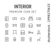 premium pack of interior line...