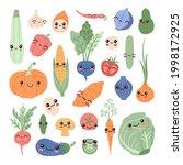 Kawaii Baby Vegetables Set ...