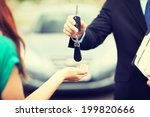 transportation and ownership... | Shutterstock . vector #199820666