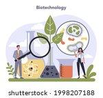 biotechnology industry sector... | Shutterstock .eps vector #1998207188