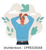 cartoon vector illustration of...   Shutterstock .eps vector #1998318368