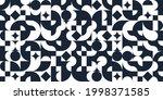 seamless geometric pattern ...   Shutterstock .eps vector #1998371585