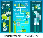 flat style ui icons to use for... | Shutterstock . vector #199838222