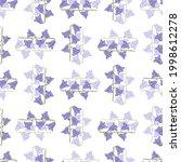 decorative seamless pattern...   Shutterstock .eps vector #1998612278