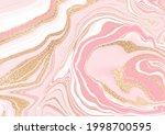 luxurious golden marble texture....   Shutterstock .eps vector #1998700595