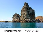 View Of Pinnacle Rock From The...
