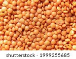 Red Lentils Pattern As...