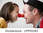Clown Doctor   Red Nose Contac...