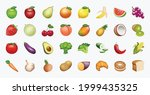 food and beverages  fruits... | Shutterstock .eps vector #1999435325
