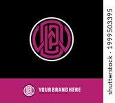 initial letters w  d  l  p ...   Shutterstock .eps vector #1999503395