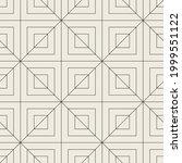 vector seamless pattern. modern ... | Shutterstock .eps vector #1999551122