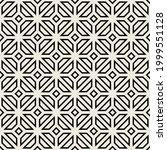 vector seamless pattern. modern ... | Shutterstock .eps vector #1999551128