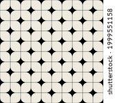 vector seamless pattern. modern ... | Shutterstock .eps vector #1999551158