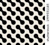vector seamless pattern. modern ... | Shutterstock .eps vector #1999551185