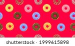 vector colorful seamless...   Shutterstock .eps vector #1999615898