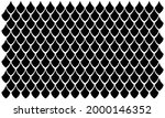 dragon fish scales vector and... | Shutterstock .eps vector #2000146352